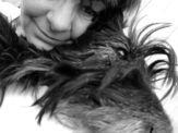 Black & white Bobby