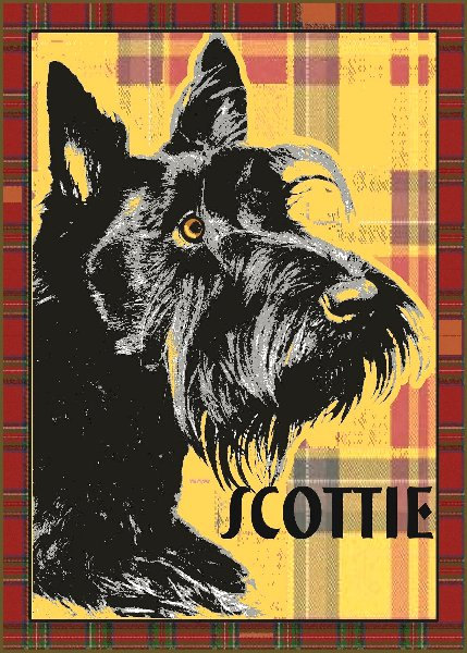 scottie poster etsy