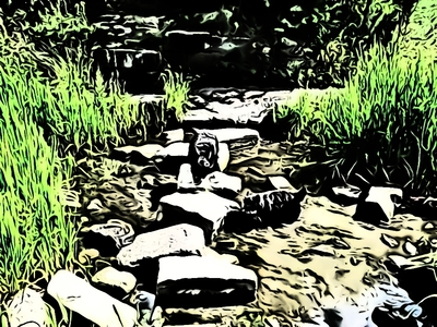stepping stones 1