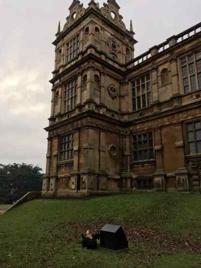 Corner Tower of Wollaton Hall, black box investigations
