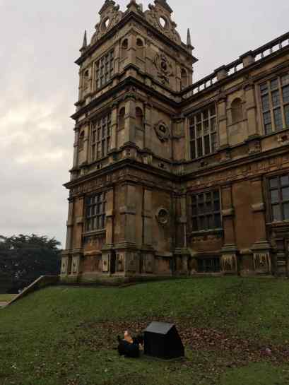 Corner Tower of Wollaton Hall, black box investigations