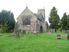 Lovely church in Alfreton