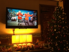 Watching White Christmas