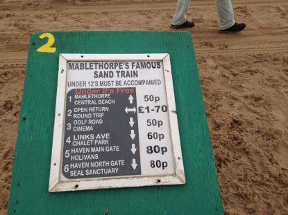 Famous Sand Train prices